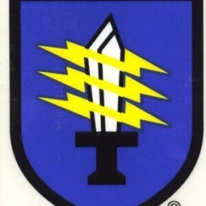 Special Forces Mike Force IV Corps Decal (Vietnam)