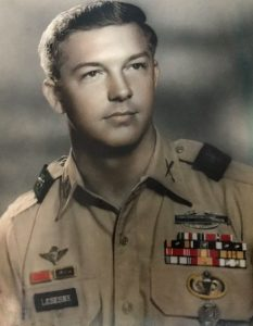 Lt. Col. Edward R. Lesesne