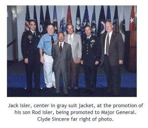 Colonel Jack J. Isler