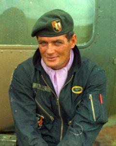 Captain Butch Carr