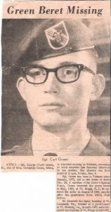 SGT George C. Green Jr.