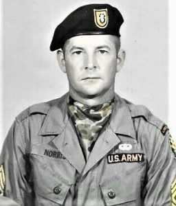 Master Sgt. Charles R. Norris