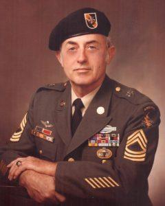 MSG. Hal Forrest Faulk
