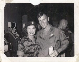 Lieutenant David Carr