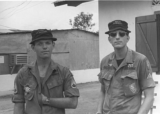 Ed Wolcof & Franklin Miller