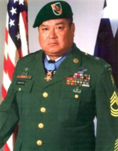 MSG Roy P. Benavidez