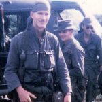 """Special Forces Jerry """"Mad Dog"""" Shriver"""
