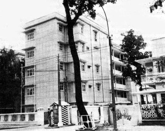 MACV HQ, 137 Pasteur St, Saigon