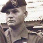 Command Sgt. Maj. Bennie G. Adkins