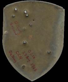 FOB-4 Plaque
