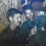 John Good (on right) with Les Dover of RT Hawaii
