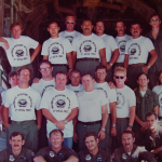 Jim Monaghan with Op Det A4 CoA 3rd Bn 12th SFG(A) during SCUBA Training in 1974