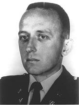 1st Lt. George K. Sisler