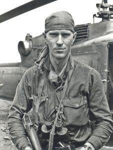 Sergeant First Class Jerry M. Shriver