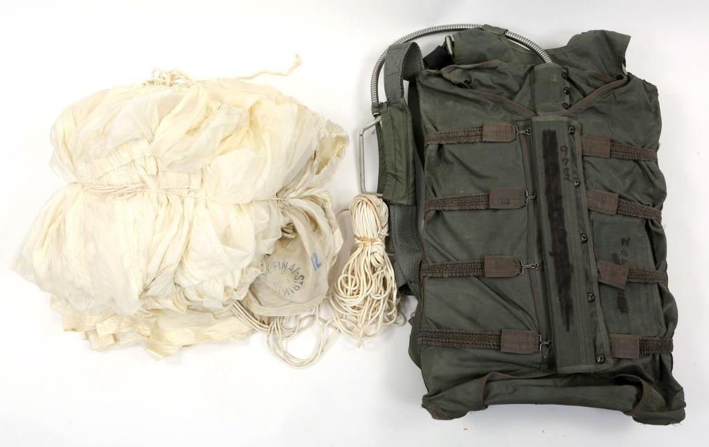 NB-8 Parachute