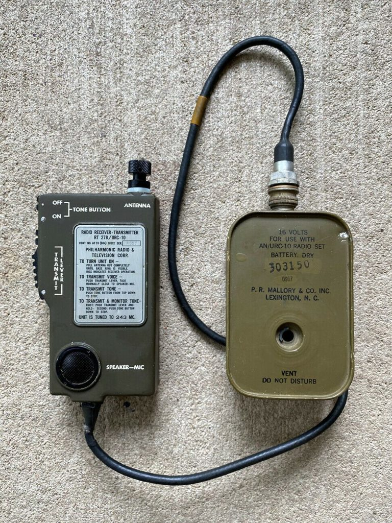 AN/URC-10