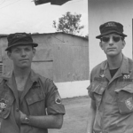 """FOB 2 and the SOG soldiers are Ed Wolcoff and Doug """"Frank"""" Miller."""