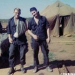 Jim and Lt Kroske.