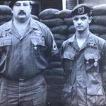 Bob Barnes and Marshal Hall