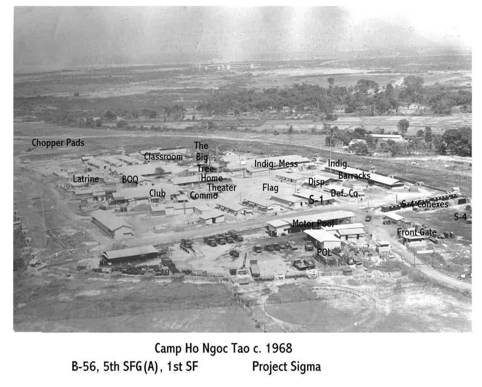 Camp Ho Ngoc Tao
