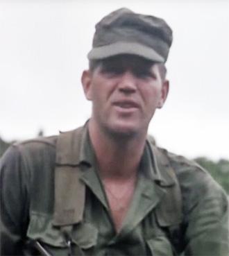 Sgt Maj. Richard E. Pegram Jr.