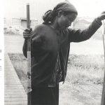Yard Woman Paul Christensen MACV-SOG Collection