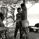 Paul Christensen MACVSOG Recondo Beach Party 1969
