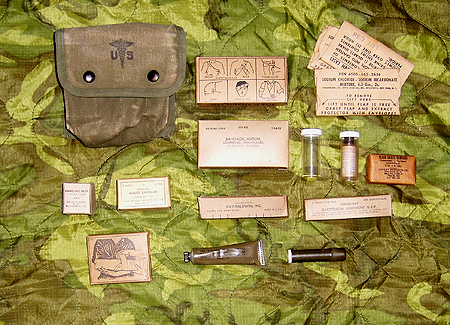 SOG Medical Kit