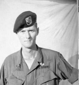 Sergeant First Class Donald J. Perry