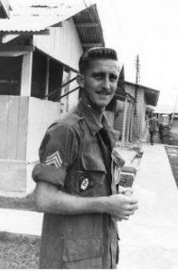 Sergeant First Class Jerry W. Cottingham