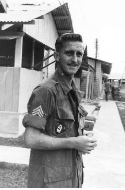 Sergeant First Class Jerry W. Cottingham
