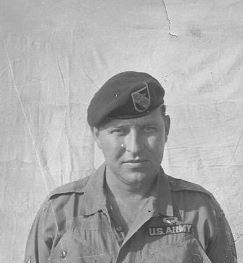 Sergeant First Class Raymond F. Stipsky
