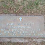 SGT Earl W Himes