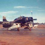 Air Force A1-E Skyraider