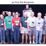 30 year Pins