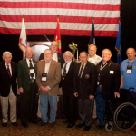 35 year pin recipients