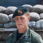 Bruce Johnston medic FOB 1