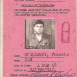Francis McCloskey CCN Pass