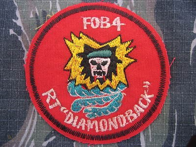 FOB 4 team, RT Diamondback,