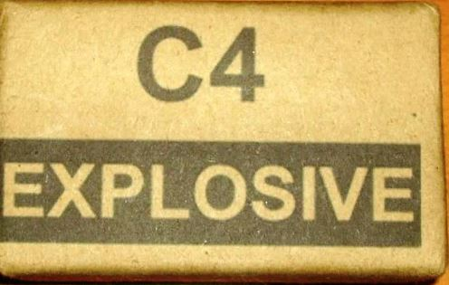 C-4 Explosive