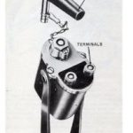 Ten cap blasting detonator