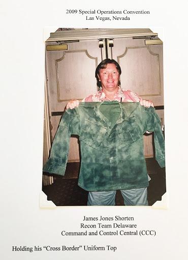 Jim Jones / Shorten