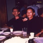 Master Sergeant Kenneth Mancil and Captain Hoang Cong Kham