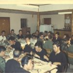 his may have been prior to our closing down operations- When the bombing of North Vietnam was halted; our operations North the the 17th Parallel were halted also. We had a farewell party with our friends from CSS.