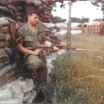 That is SSG Mike Soetaert - 1968