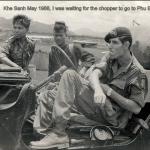 MSG John McGovern Khe Sanh 1968
