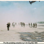Phu Bia in 1968 of rope extraction
