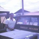 "Warren (Ed) E. Fisler aka ""Fast Eddie"