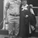 Curtis R. Jones and Mother.