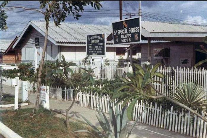 Nha Trang Enlisted Mess Hall